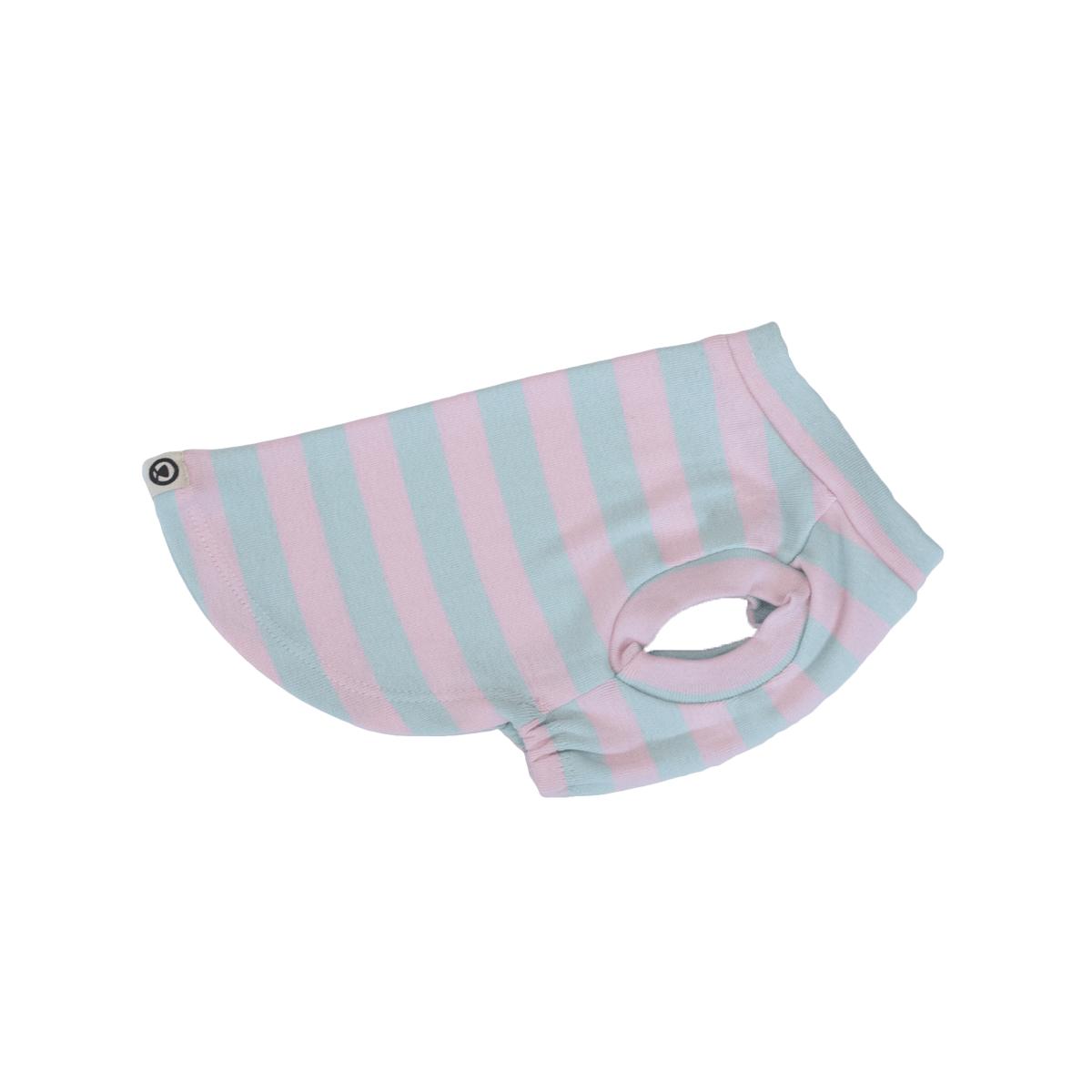 Polo para perro Pink Aquamarine Tanktop